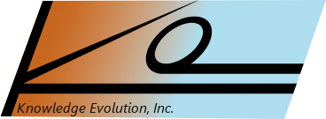 Knowledge Evolution logo
